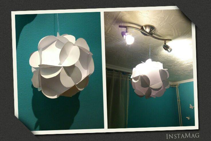 Lamp decoration