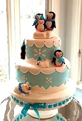 353 best Fondant Cakes images on Pinterest Birthday cakes