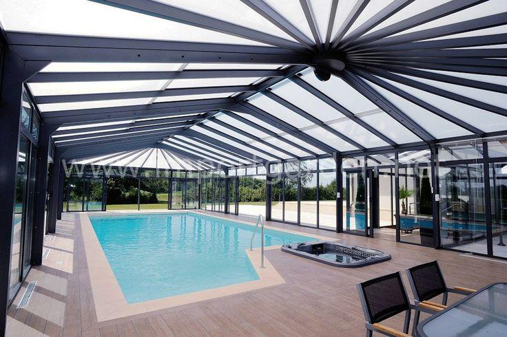 Les 24 meilleures images du tableau abri piscine v randa for Construire abri piscine