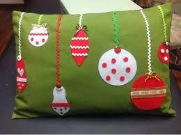 Resultado de imagen para almohadones navideños