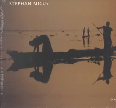 Stephan Micus - Garden of Mirrors, Black