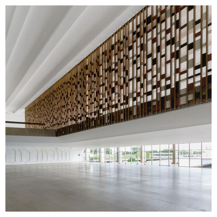 Snake Ranch | styletaboo:   Oscar Niemeyer - Palácio do...