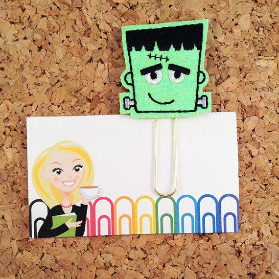 BRILLO monstruo planificador Clip | Marcador | Clip de papel | Imán para el refrigerador | Lindo broche | Organizador | Calendario | Accesorio de planificador ** ~ ** Vinilo brillo brillante ** ~ ** Este fieltro adorable es la manera perfecta de dulce a organizarse y alegrar su día! Elegir entre cinco opciones: 1. clip de papel - oro o plata de colores - usarlo como un clip en libros, libros de cocina, planificadores diarios, organizadores, filofax, libros escolares, libros de agenda…