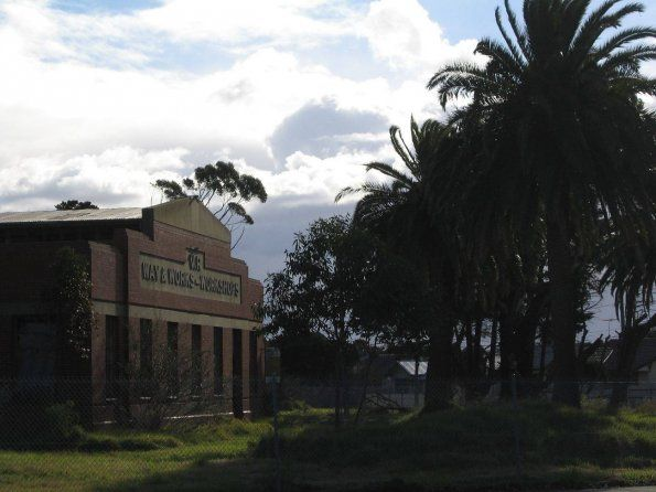 Abandoned VR Way and Works Workshops  at Spotswood