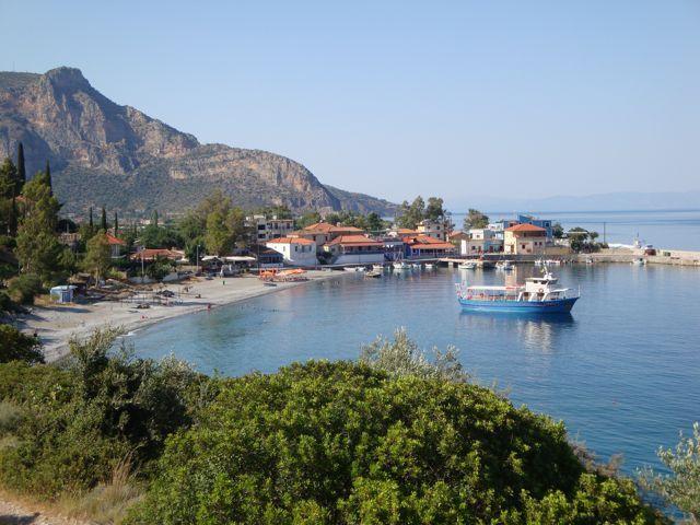 Plaka, Leonidio, Greece