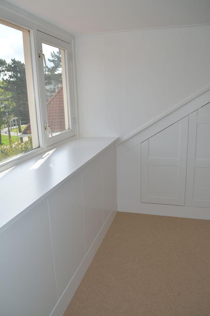 Custom fit build-in wardrobe space