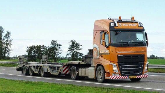 Volvo FH ?    .speciaaltransport.               V. D.Vlist .
