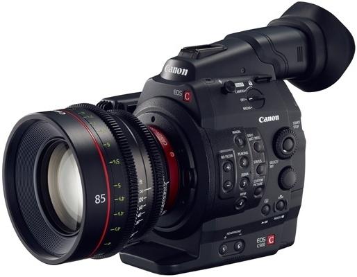 Canon video camera