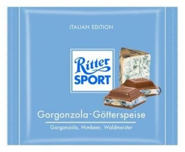 Gorgonzola-Götterspeise