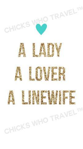 Glitter & Gold – Chicks Who Travel Lineman's wife/girlfriend mobile background. www.chickswhotravel.com