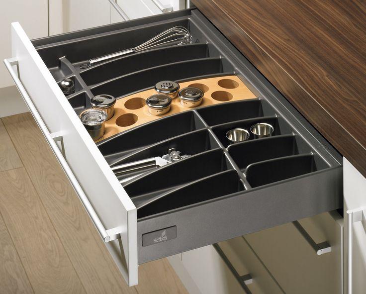 17 best aménagement de tiroirs images on pinterest | cutlery trays