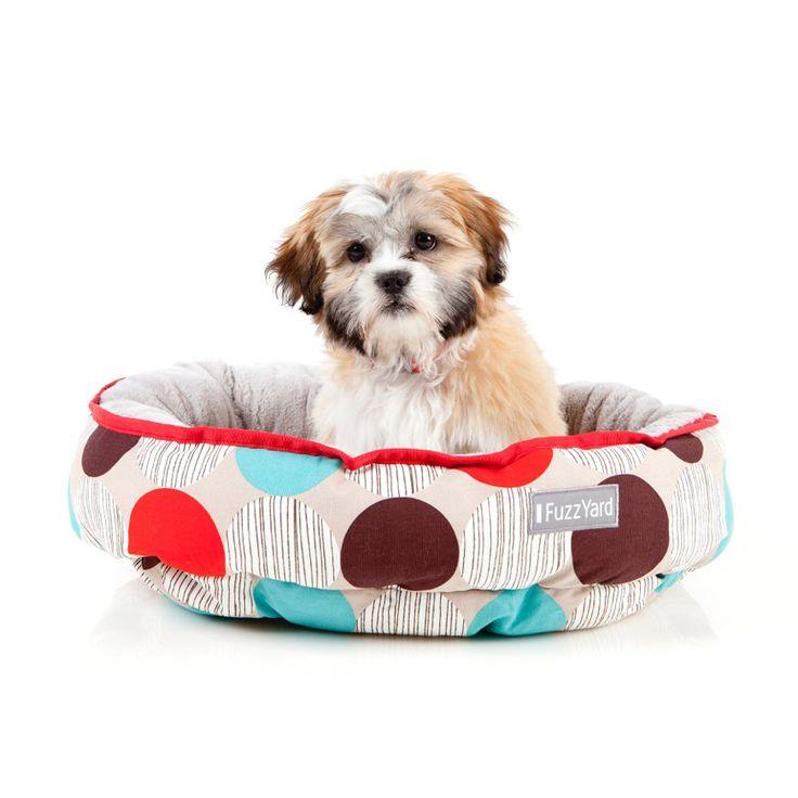 FuzzYard Atomik Reversible Pet Bed