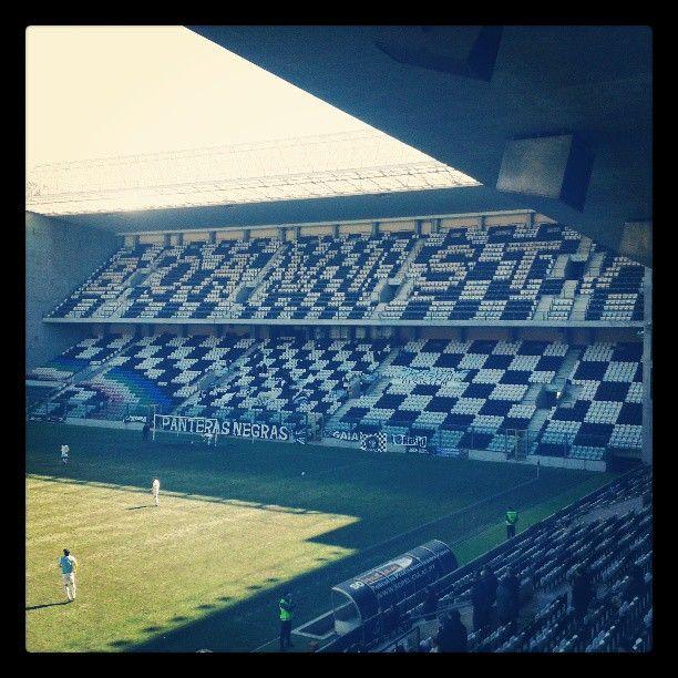 Estádio Bessa XXI em Porto, Porto