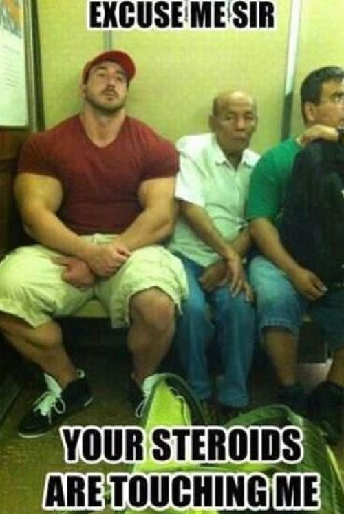 36 Awesomely Funny Gym Pictures