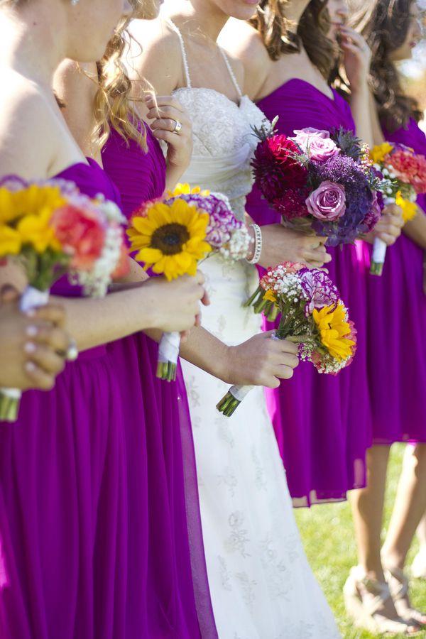 199 best Brides maids dresses images on Pinterest   Bridesmaids ...