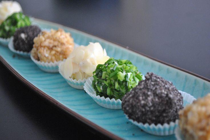 Anyák-napi sajtbonbon – GourmetAnyuknak! | Recept Guru
