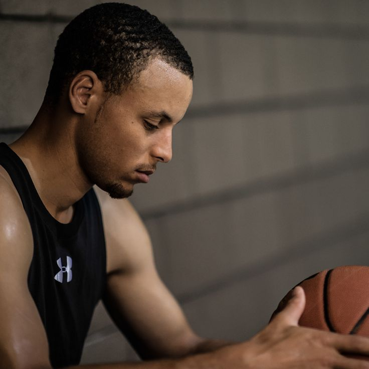 Golden State Point Guard Stephen Curry tells his story. #NBA #Basketball  #UnderArmour