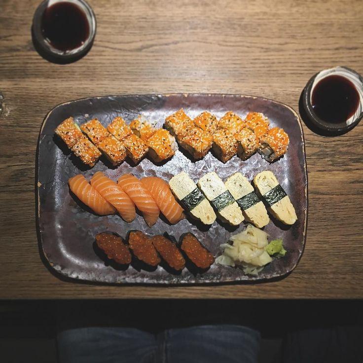 Essen gestern  besser geht es ja fast gar nicht mehr!    Snapchat: AxlekTv               #foodporn #berlin #kuchi #sushi #yummy #food #japan #deutschland #hamburg #bielefeld #deutschland #paderborn #TeamAxlek #münster