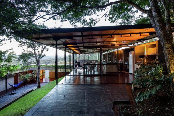 Galeria - Casa em Santo Antônio do Pinhal / H+F Arquitetos - 4