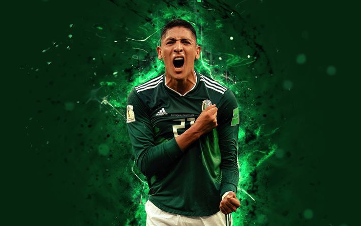 Download Wallpapers 4k Edson Alvarez Abstract Art Mexico National Team Fan Art Alvarez Soccer Footballers Neon Lights Mexican Football Team Besthqwal Mexico National Team Soccer Mexico