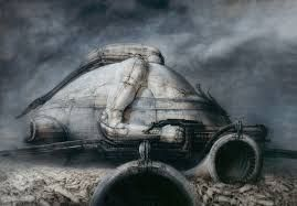 Image result for hr giger necronomicon