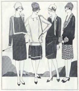 The modern dress 1927