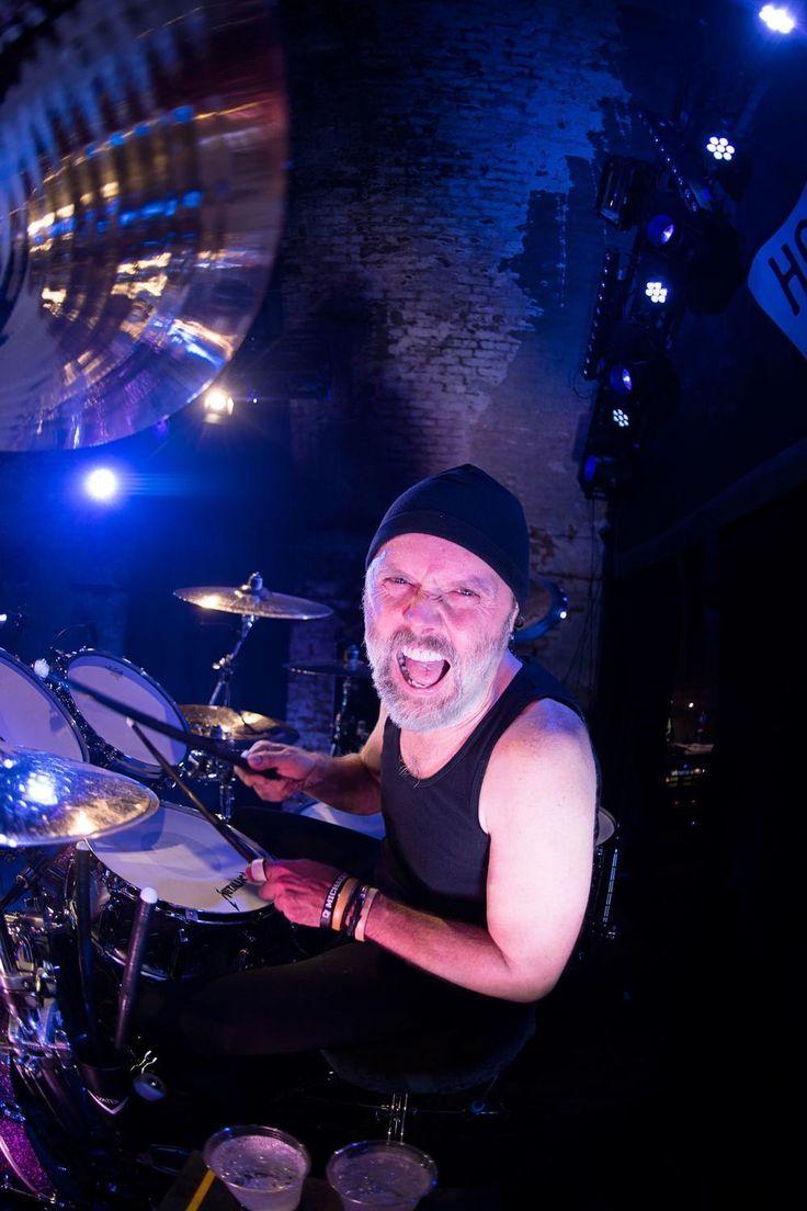 Entrevistamos a Lars Ulrich, el baterista de Metallica