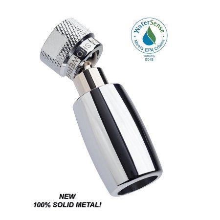 Aqua Elegante Waterfall Showerhead 1.8 GPM - Oil-Rubbed Bronze