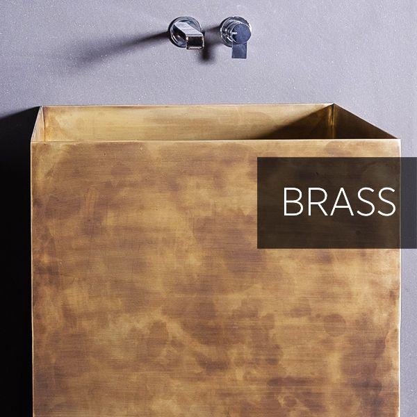 #brass #materials #signconcept