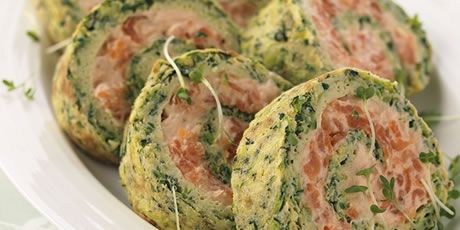 17 best ideas about salmon roulade on pinterest cuisine for Smoked salmon roulade canape