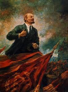 Russische revolutie - socialistisch realisme.