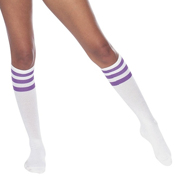 The AA020 Knee-high Stripe Socks by American Apparel are one-size unisex  socks - 36 Best American Apparel Images On Pinterest