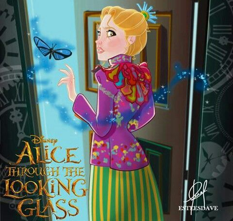Alicia atravez del espejo