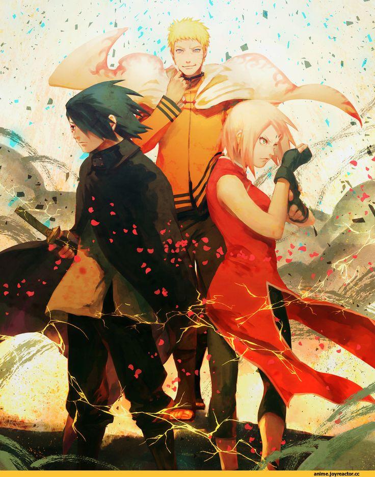 Sasuke Uchiha,Uzumaki Naruto,Sakura Haruno