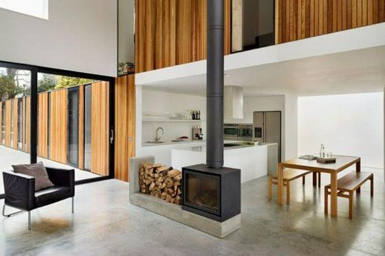 Cool modern houses are the name of the game for Dan Brill
