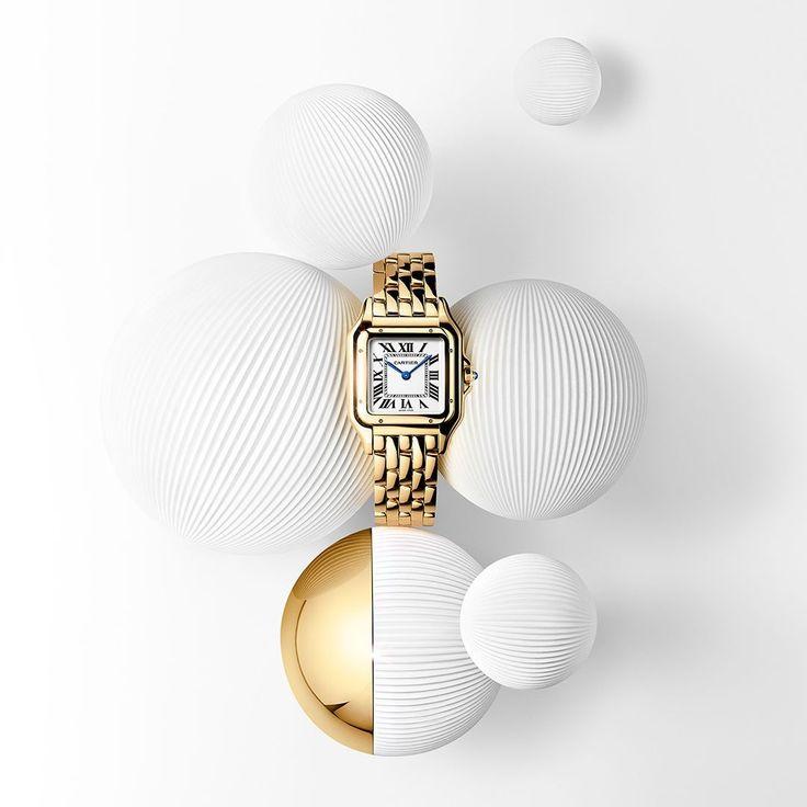 All Cartier wristwatches - New Ideas -  #all #Armbanduhren #Cartier All Cartier watches Panthère, Santos, Tank or Ballon Bleu? Find the pe - #cartier #diyjewelryinspiration #diyjewelryrings #ideas #wristwatches