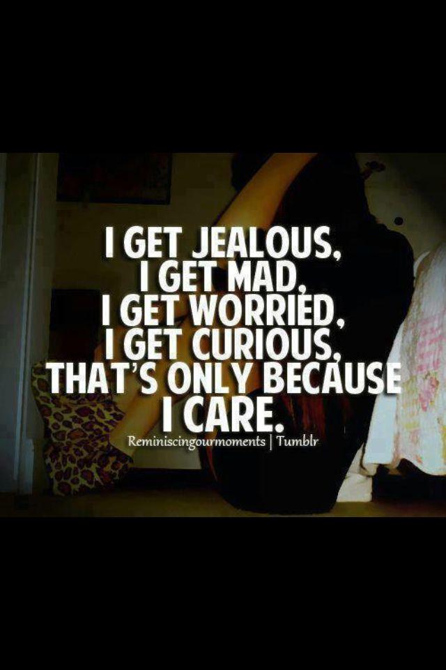 why do guys get jealous