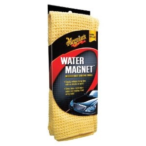 #4: Meguiar's Water Magnet Drying Towel.