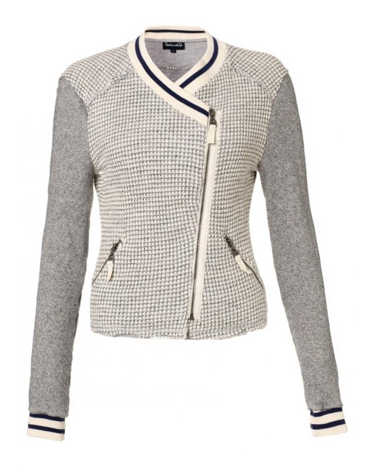Splendid Rydell boucle jacket – Atterley Road