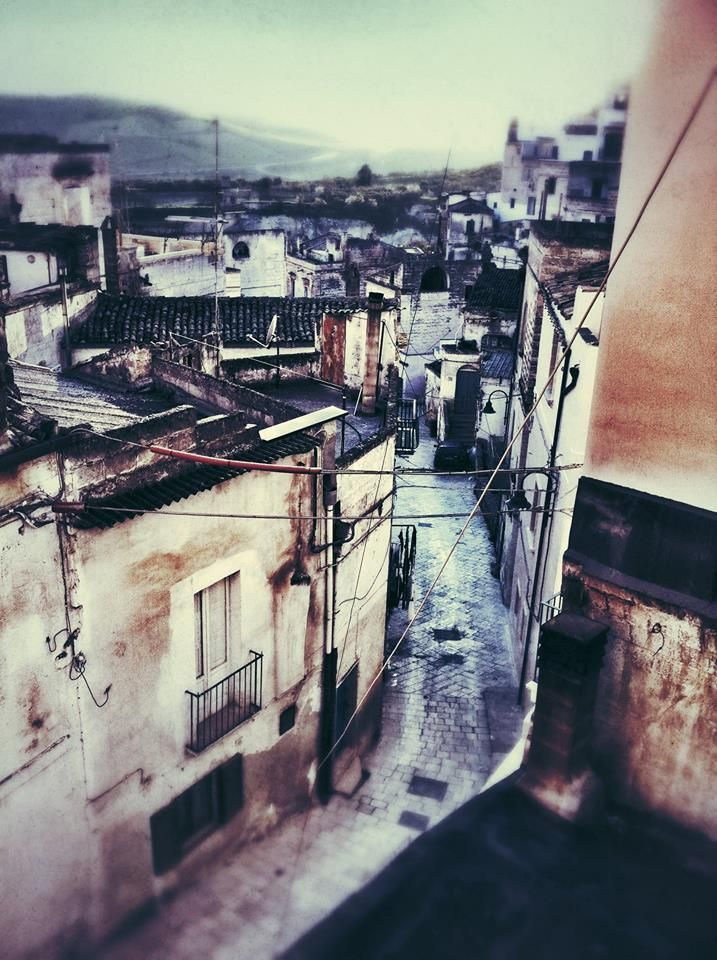 where the old ways still rule !  Gravina in Apulia