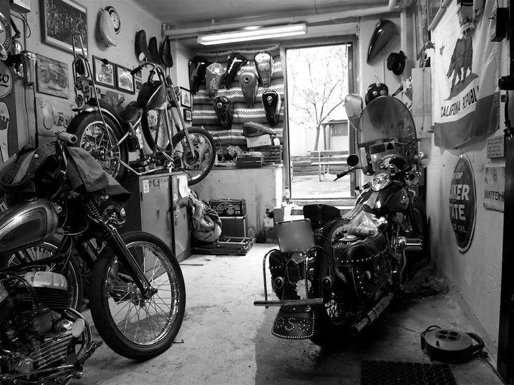 396 best images about motorcycle chop shop on pinterest shops bmw and workshop - Garage moto bmw belgique ...