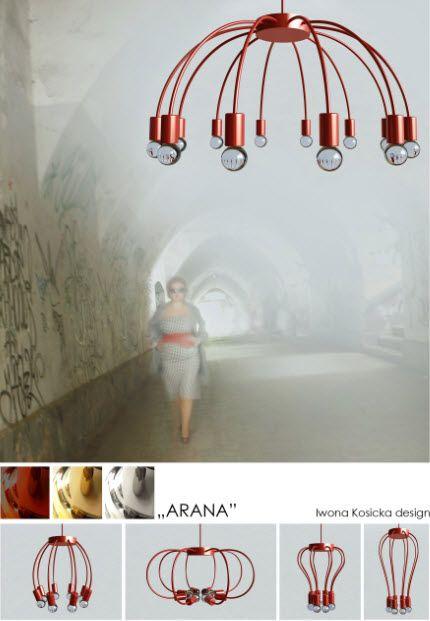 Arana by Iwona Kosicka