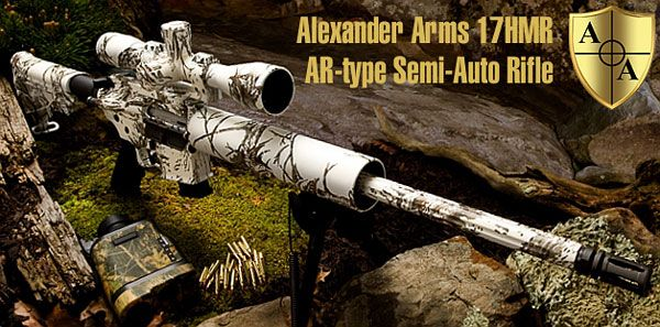 17 Caliber Guns For Sale Alexander Arms 17 Hmr Ar Tech