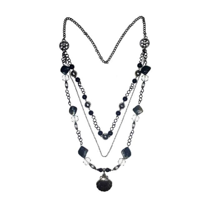 Villain Fashion | Because being awesome makes you a villain!: The Charming Clamshell Necklace