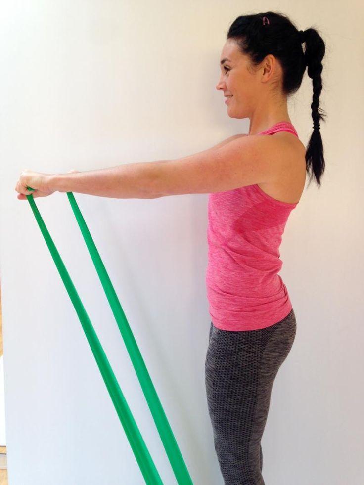 trening delte magemuskler