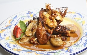 French toast, Toast and Bananas on Pinterest
