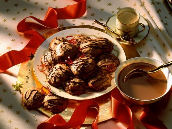 Schokola-Kaffeekekse ist ein Rezept mit frischen Zutaten aus der Kategorie Gebäck. Probieren Sie dieses und weitere Rezepte von EAT SMARTER!