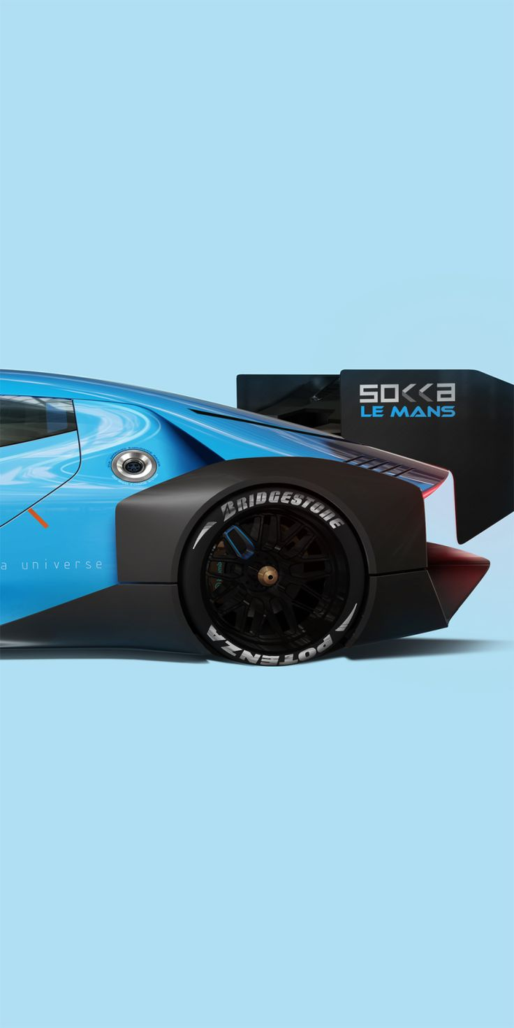 LE MANS E-RACER  SOKKA ELECTRIC LE MANS PROTOTYPE PROGRAM OF COMPETING IN THE LMP2 CLASS design by SOKKA