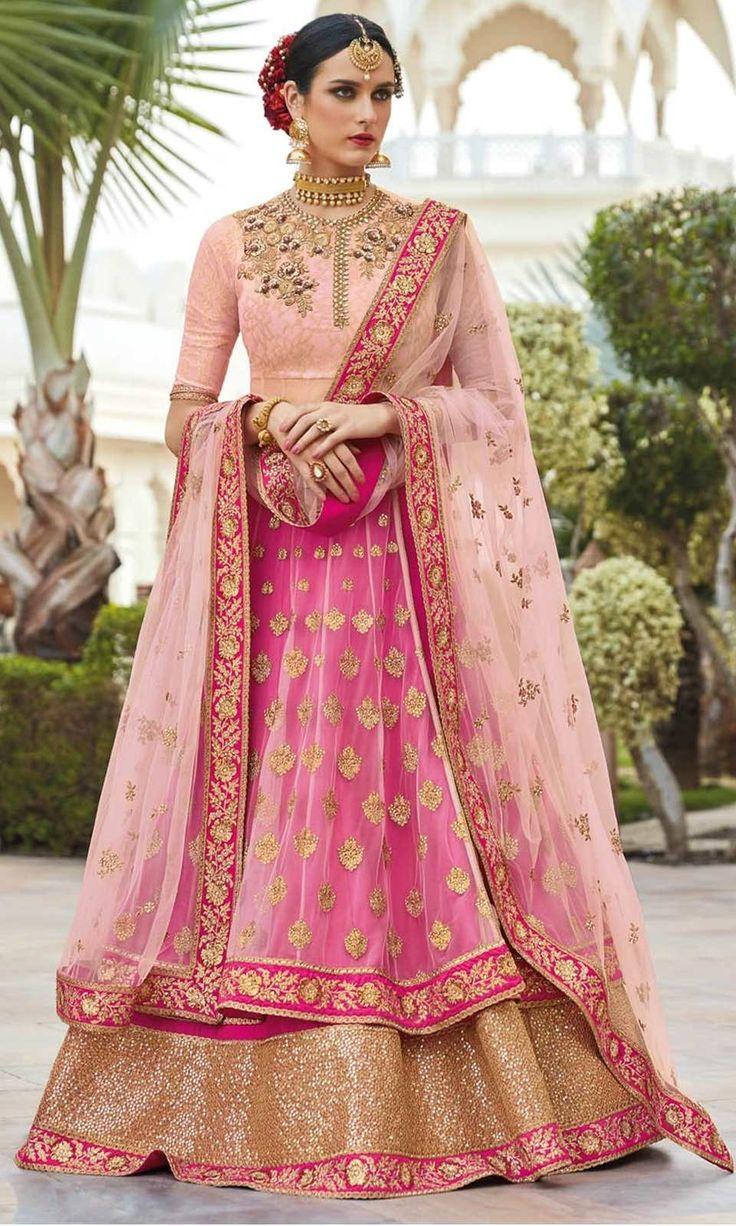 8 best Designer Anarkali Lehenga Style Suit images on Pinterest ...