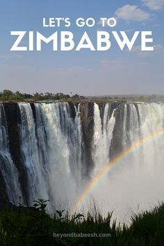 Everything you need to know to plan your trip to Zimbabwe! Check out my Zimbabwe travel guide and start planning your adventure! #Zimbabwe #africa #victoriafalls #travel